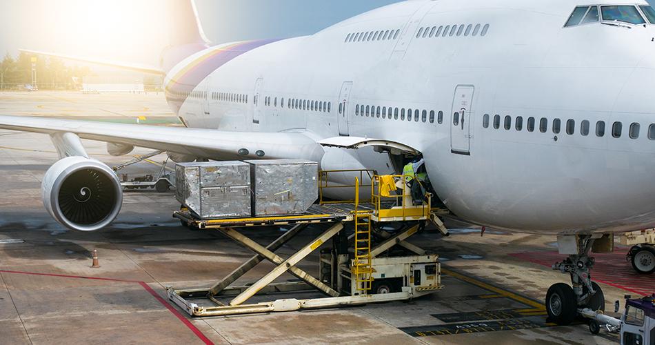 航空機に搭載される貨物輸送用コンテナ(ULD)とはどんなものか?