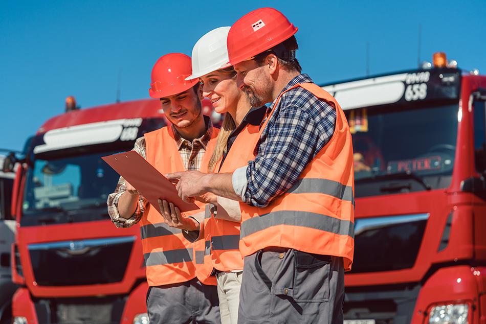 ドライバー不足問題の改善には、荷主企業の理解と協力が必要です。