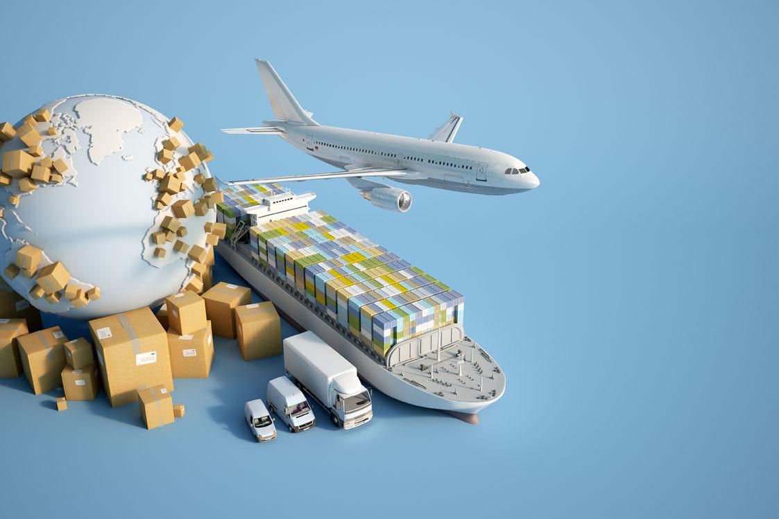 航空と海運で明暗分かれる日本発輸出貨物の荷動き